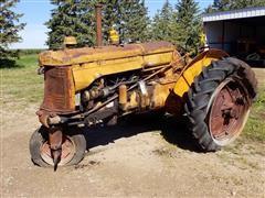 Minneapolis-Moline UTU 2WD Tractor