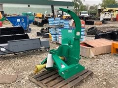 2018 TMG Industrial BX425-GL 3-Pt Wood Chipper
