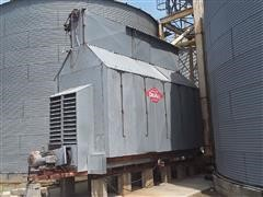 DriAll Continuous Flow Stationary Grain Dryer