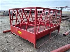 PMC 500 Single Bale Hay Feeder