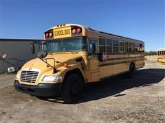 2011 Bluebird BBCV 2WD School Bus