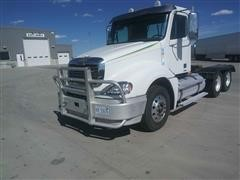 2012 Freightliner Columbia 120 T/A Truck Tractor - Glider