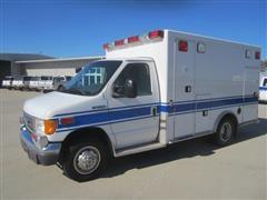 2006 Ford E-350 Ambulance