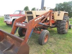 1972 Case International 970 Tractor