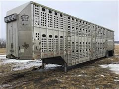1998 Merritt 53X102X15XCX18X019XC0SA T/A Livestock Pot