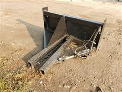 2020 Brute Tree/Post Puller Skid Steer Attachment