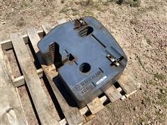 New Holland 40KG Suitcase Weights