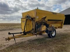 Buffalo Kwikmixer 440 Feeder Wagon