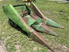 John Deere 243 2 Row Corn Head