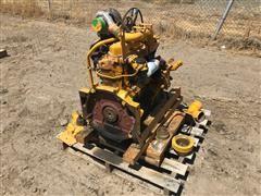 John Deere 4276TT012 4 Cylinder Turbo Diesel, Parts Engine