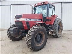 1995 Case IH 7220 MFWD Tractor