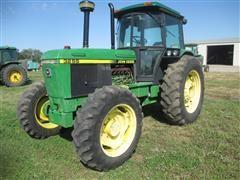 1992 John Deere 3255 MFWD Tractor
