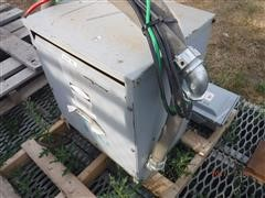 Square D Single Phase Dry Type Transformer & Switch