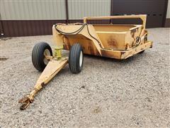 Rowse 500 5 Yard Dirt Scraper