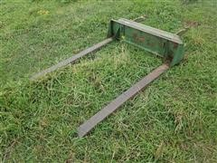 3 Point Round Bale Mover
