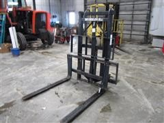 Woods Model 40 3 Point Lift Attachment