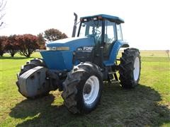 1995 Ford 8870 MFWD Tractor