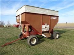 Lundell 1290 Gravity Flow 425 Bushel Wagon