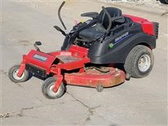 """Snapper 250Z Mid Mount 50"""" Side Discharge Hydrostat Riding Mower"""
