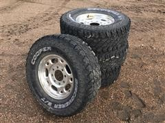 Cooper Discovery LT265/75R16 Tires