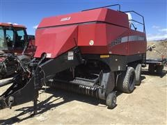 2006 Case IH LBX432 3x4 Square Baler & Accumulator