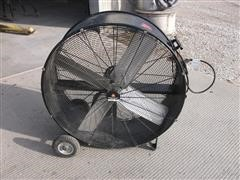 "Tractor Supply 36"" County Line Portable Barrel Fan"