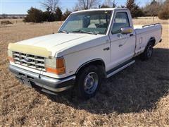1989 Ford Ranger XLT Pickup