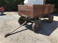 Johnson 4-Wheel Harvest Wagon