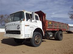 1978 Ford 800 S/A Rear & Side Dump Grain Truck