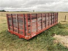 Omaha Standard Grain Box/Hoist