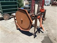 Shop Built Buzz Saw