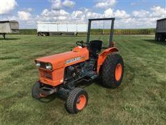 Kubota L245 Compact Utility Tractor