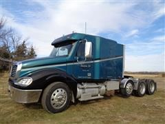 2008 Freightliner Columbia Tri/A Truck Tractor