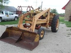 1962 Case 741 2WD Tractor