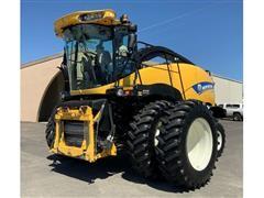 2013 New Holland FR850 Forage Harvester