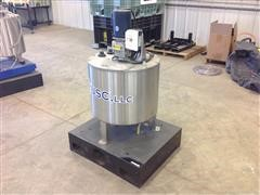 USC 30 Gallon Stainless Steel Mix Tank