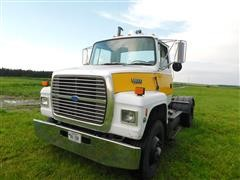 1992 Ford LN8000 S/A Truck Tractor