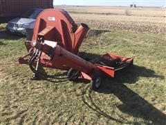Case IH 600 Blower & Roll-Away Auger