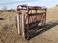 Pearson 22 Livestock Chute