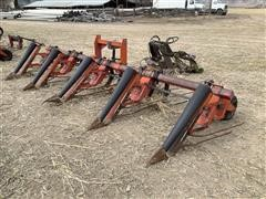 Speedy 8 Row Front Mount Bean Cutter