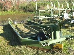 2012 Kennco Bed Leveler Ditcher Plow