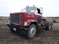 1981 GMC Brigadier T/A Truck Tractor