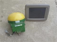 John Deere Star Fire Itc Receiver And 2600 Monitor