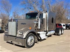 2005 Kenworth W900B T/A Truck Tractor
