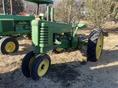 1939 John Deere B Tractor