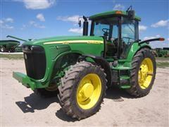 2005 John Deere 8120 MFWD Tractor
