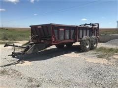 2011 Spread-All TR22TVD Pull-Type Dry Manure Spreader