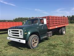 1974 Dodge D600 S/A Grain Truck