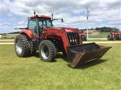 2012 Case IH Magnum 190 CVT MFWD Tractor