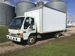 2005 GMC W4500 2WD Tilt-Cab Cargo\Box Truck
